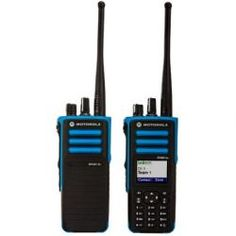 The DP4400 Ex ATEX-certified portable delivers unrivaled voice and data communications with integrated GPS plus best-in-class audio that includes Intelligent Audio and customizable voice announcements.
