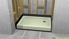 Image titled Tile a Shower Step 1 preview