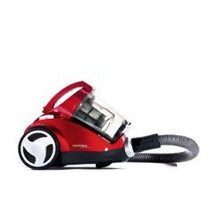 "Dirt Devil vacuum cleaner M2009-1 Centrino CleanControl / 2000 watts / metallic red / Filter Best Price ""Bagless Vacuum Cleaner"