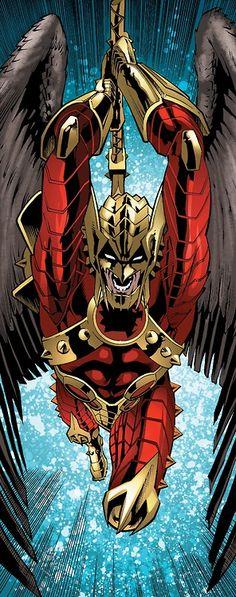 The Savage Hawkman #20