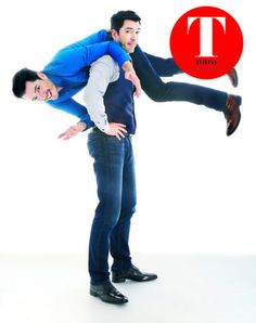 TODAYonline.com - The Property Brothers are hot property in Singapore