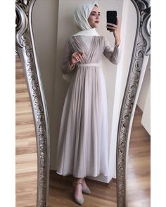 ✔ Fashion Dresses Party Muslim Source by maziyya – Hijab Fashion 2020 Hijab Prom Dress, Hijab Evening Dress, Hijab Style Dress, Muslim Dress, Dress Outfits, Fashion Dresses, Evening Dresses, Dresses Dresses, Dress Muslim Modern