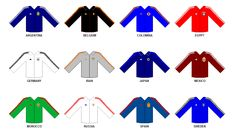 Adidas Jackets Training 2018 FIFA World Cup