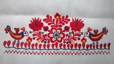 Hungarian Embroidery, Folk, Forks, Folk Music