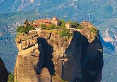 Meteora-Central Greece-Monasteries on the Rocks Places Around The World, Around The Worlds, Ancient Greece, Belle Photo, Athens, Worlds Largest, Just In Case, Places To See, Grand Canyon