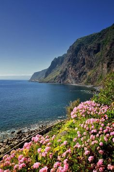 5 Idyllic Beachfront Getways in Madeira | via madeiraallyear.com Blog | 19/03/2018 Feel the sun, dive into the blue sea and breathe in the sea breeze: does this sound to you like your kind of holiday? #Portugal #Madeira