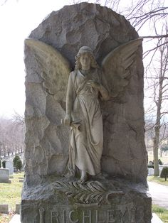 Cemeteries, Tombstones, Mausoleums - Prospect Hill Cemetery in York, PA