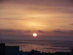 Punta Hermosa... un poco de ciudad... Pero con el Sunset!