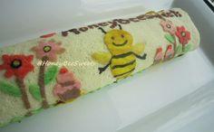 Honey Bee Sweets: HoneyBee Swiss Roll Cake