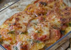 gratinado-of-a-manzanas-down-to-the-salsa de tomate-WW - Ursula Pizza Recipes, Lunch Recipes, Healthy Dinner Recipes, Cooking Recipes, Healthy Breakfast Recipes, Easy Healthy Recipes, Easy Meals, Bbq Pitmasters, 21 Day Fix