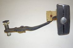 used original 67-69 Camaro automatic brake pedal assembly $100 Super Muscle Parts 916.638.3906 Used Parts, Door Handles, Muscle, The Originals, Door Knobs, Muscles, Door Knob