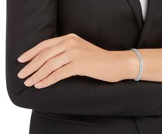 Subtle Bracelet - Jewellery - Swarovski Online Shop