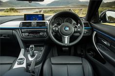 BMW 4 series Gran Coupe M Model Interior