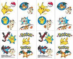 32ct Pokemon Pikachu & Friends Tattoos Birthday Decoratio... https://www.amazon.com/dp/B01LZX8M45/ref=cm_sw_r_pi_dp_x_1leqyb1W5Q949