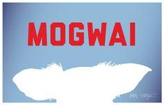 MOGWAI Posters, Home Decor, Scale, Decoration Home, Room Decor, Poster, Home Interior Design, Billboard, Home Decoration