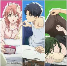 Wotakoi love is hard for an otaku Manga Anime, Otaku Anime, Anime Art, Real Anime, I Love Anime, Anime Kawaii, Kawaii Cute, Tsundere, Tsurezure Children