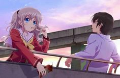 Find images and videos about anime, charlotte and charlotte anime on We Heart It - the app to get lost in what you love. Charlotte Anime, Animé Charlotte, Charlotte Tomori, Chica Anime Manga, Kawaii Anime, Anime Art, The Ancient Magus Bride, Best Couple, Animes Wallpapers