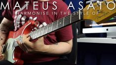 Harmonise Your Lead Lines like Mateus Asato Ross Campbell, Lead Lines, Rock Songs, Guitar, The Incredibles, Music, Musica, Musik, Muziek