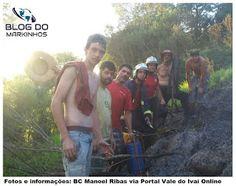 BLOG DO MARKINHOS: Bombeiros de Manoel Ribas são acionados para comba...