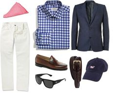 ShopStyle: Kentucky Derby Men's Look by Makeda