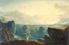 Clytie  John Martin (1789–1854)