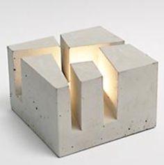 """Untersetzer - Stövchen """"t_Licht"""" aus Beton - ein Designerstück von julia_berlin bei DaWanda"""