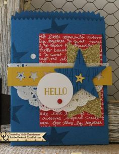 4th of July Treat Bag by catrules - Cards and Paper Crafts at Splitcoaststampers