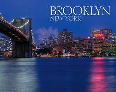 Brooklyn, New York Framing Print