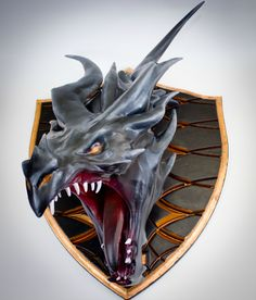 Skyrim Dragon 3D printed -Update - Album on Imgur  #3dprinters  Please join our Facebook chat and have a new look at internet site for specials on 3d printing and enjoy our training articles. http://www.3d-printing-sa.co.za/pages/prusa-i3-3d-printer