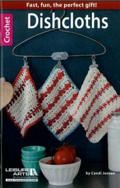 Dishcloths! You can never have enough!