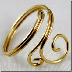 diy ring wire - Google Search