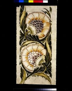 Design        Date:        1872-1881 (made)      Artist/Maker:        De Morgan, William Frend, born 1839 - died 1917 (designer)      Materials and Techniques:        Pencil and watercolour on paper      Credit Line:        Given by Mrs Mary Evelyn De Morgan