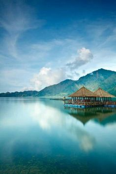 Bali, Lake Kitamani