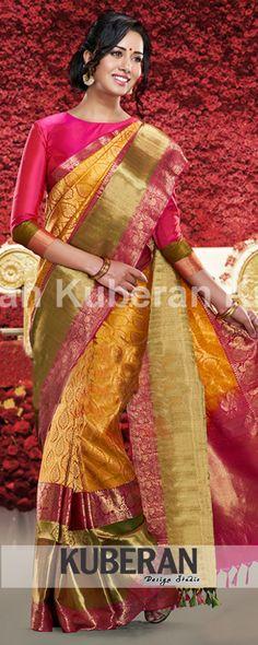 c75250189c Designer Multi Color Pure Soft Silk Wedding Saree #sarees #weddingsarees  #puresilk #wedding