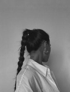 Hair Inspo, Hair Inspiration, Cheveux Oranges, Aesthetic Hair, White Aesthetic, Aesthetic Vintage, Grunge Hair, Pretty Hairstyles, Hair Goals