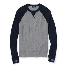 Polo Ralph Lauren Rundhalspullover aus Baumwolle