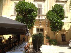 Xara palace hotel mdina Malta