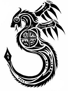 Love Tribal tattoos :)