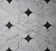 Tiara by Edgewater Studio (a Canadian company that does custom tile work)