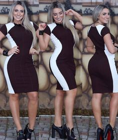 Vestido Bandagem Tam. Único R$ 69,90. �� Faça seu pedido pelo whats.: (11) 94355-8265 ��Enviamos para todo o Brasil ��Pagamento por depósito, pag seguro e mercado pago. . . . . .  #fashion #style #modafeminina #love #me #cute #photooftheday  #beauty #beautiful #instagood #instafashion #pretty #girly #lojaonline #girl #girls #l4l #model #dress #vestido #styles #renda #purse #instablogger #shopping #boanoite #vestidos #today #f4f #rubberdressmodas…