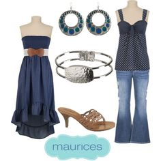 Baby blue, created by monamonet33 on Polyvore