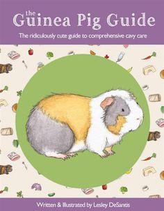 Wonderful book on guinea pig care