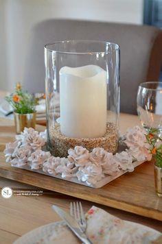Come realizzare delle bellissime rose Shabby con il gesso