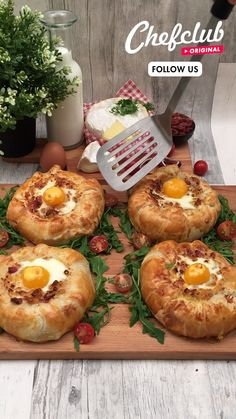 Brunch Recipes, Breakfast Recipes, Dinner Recipes, Tasty Videos, Food Videos, Creative Food, Diy Food, Food Hacks, Love Food