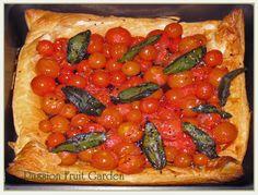 Tomato & Sage Tart