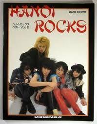 「poster hanoi rocks」の画像検索結果