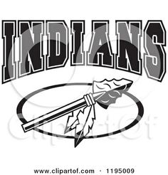 images of indian head with feather clipart | indian chief and ...