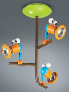 View the designs of Childrens Funky Furniture - High quality and imaginative children's furniture items Kids Ceiling Lights, Kids Lighting, Childrens Lamps, Childrens Rooms, Kids Lamps, Disco Lights, Funky Furniture, Nursery Room, Nursery Ideas