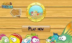 Fish & Tricks - is a great cartoon style physics game for #WindowsPhone. www.jojomobile.eu