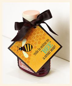 "Teacher Appreciation / Back to School gift- This is going to ""bee"" a great year!"